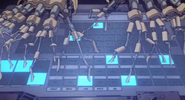 Keyboard GITS