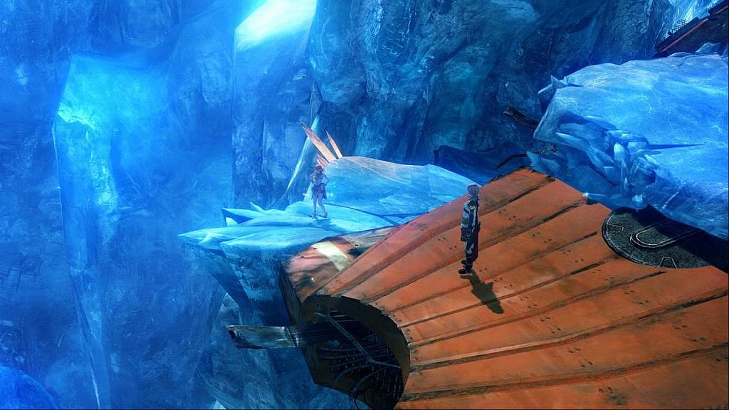 Final Fantasy 13 - ice