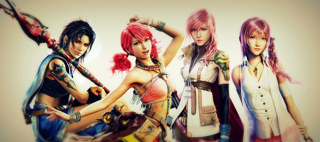 Womens of FFXIII
